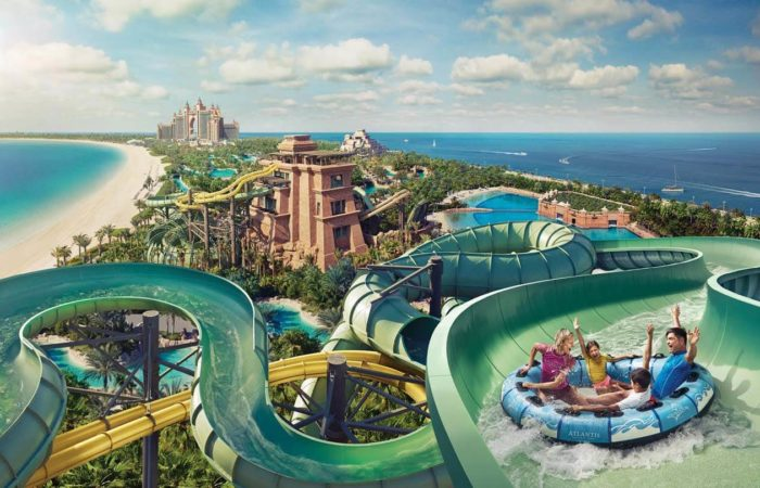 Dubai - Aquaventure Waterpark