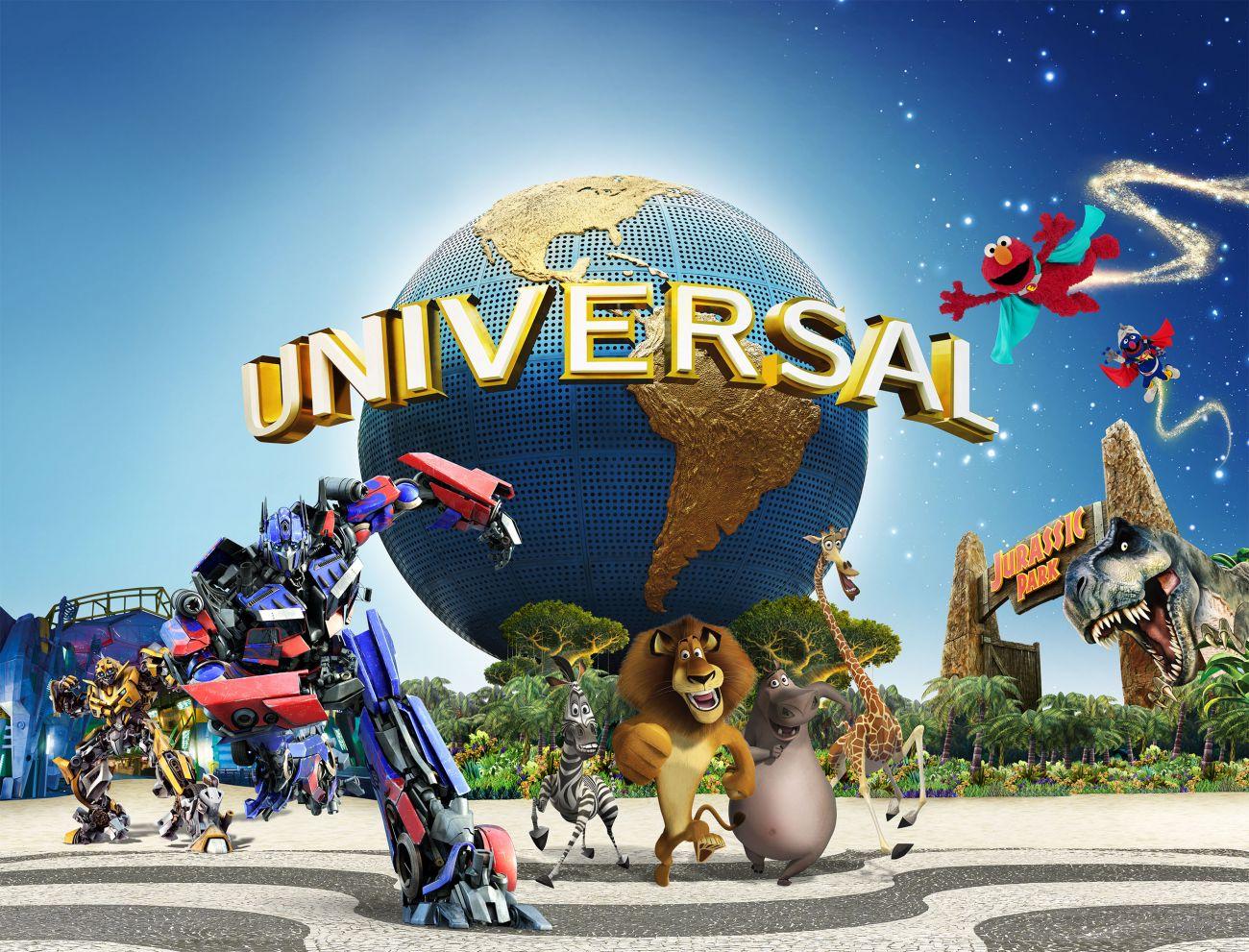 Universal Studio Singapore Wallpaper